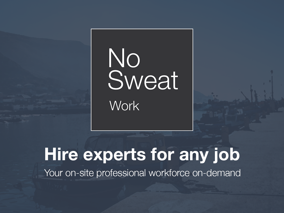Freelance - How it works   NoSweat Work